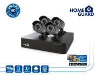 HomeGuard 867041TB Smart HD CCTV Kit 1TB