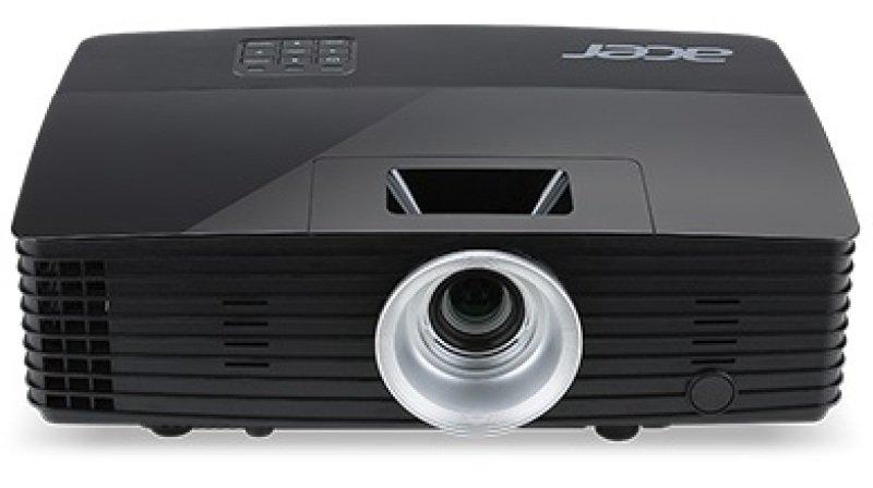 Image of Acer P1385w - Dlp Projector - 3d - 3200 Ansi Lumens - Wxga (1280 X 800) - 16:10 - Hd 720p
