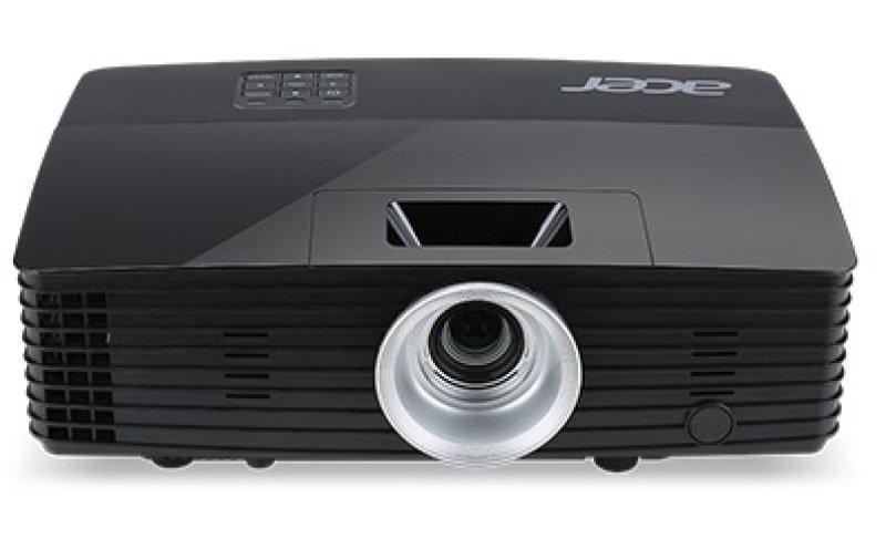 Image of Acer P1285b - Dlp Projector - 3d - 3200 Lumens - Xga (1024 X 768) - 4:3 - Lan