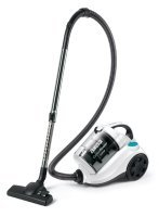 Zanussi Cyclone Power White Bagless Pet Vacuum Cleaner