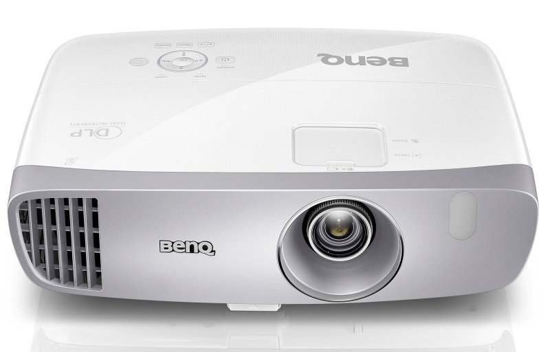W1110 Dlp Dc3 Dmd 1080p Full Hd Video Projector Brightness 1800 Al High Contrast Ratio 100001 1.3x Zoom Short Throw (1.15  1.5) Vertical Lens Shift 3.3kg 10w Speaker 3d Via Hdmi Hdmi 1.4ax 2 Audio Out) Dc12v Trigger Brilliant Color