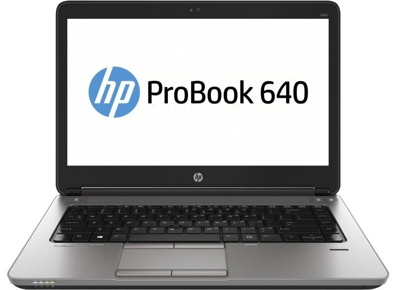 "Image of HP ProBook 640 G1 Laptop, Intel Core i5-4300M 2.6 GHz, 4GB RAM, 500GB HDD, 14"" LED, DVDRW, Intel HD, WIFI, Webcam, Bluetooth, Windows 7 Pro 64bit"