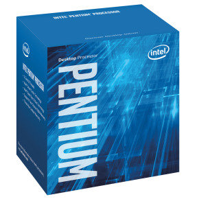 Intel Pentium Dual Core G4500 3.5GHz Socket 1151 3MB Cache Retail Boxed Processor