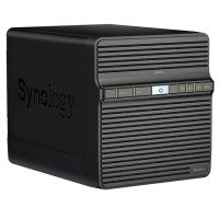 Synology DS416j 4 Bay Desktop NAS Enclosure
