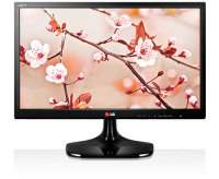 "LG 24MT46 24"" Full HD Monitor with TV"