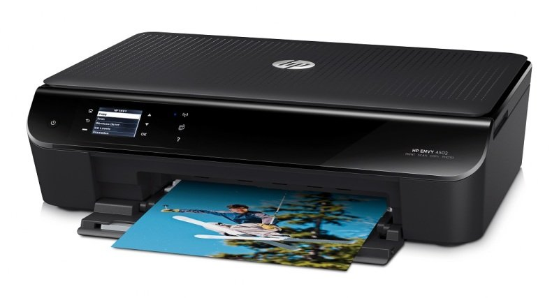 HP Envy 4502 Wireless e-All-in-One Inkjet Printer