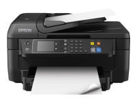 Epson Workforce WF-2660DWF Multifunction Inkjet Printer with Free Additional XXL Black Ink