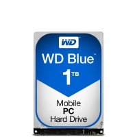 "WD Blue 1TB 2.5"" SATA Mobile Hard Drive"