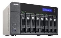 QNAP TVS-871-i5-8G 24TB (8 x 3TB WD RED) 8 Bay NAS Unit with 8GB RAM
