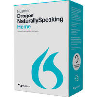 Dragon Naturally Speaking 13 Home - Electronic Software Download