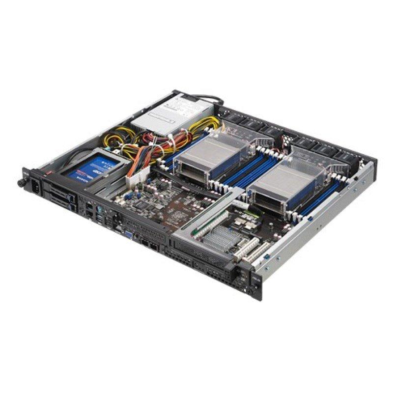 Asus RS400-E8-PS2-F (ASMB8-IKVM) 1U Rack Server