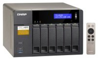 QNAP TS-653A-4G 24TB (6 x 4TB WD RED) 4GB RAM 6 Bay Desktop NAS