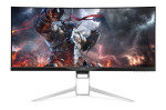 "Acer XR341CK 34"" LED Curved FreeSync Monitor"