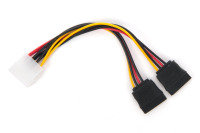 Xenta LP4 To 2 x SATA Cable