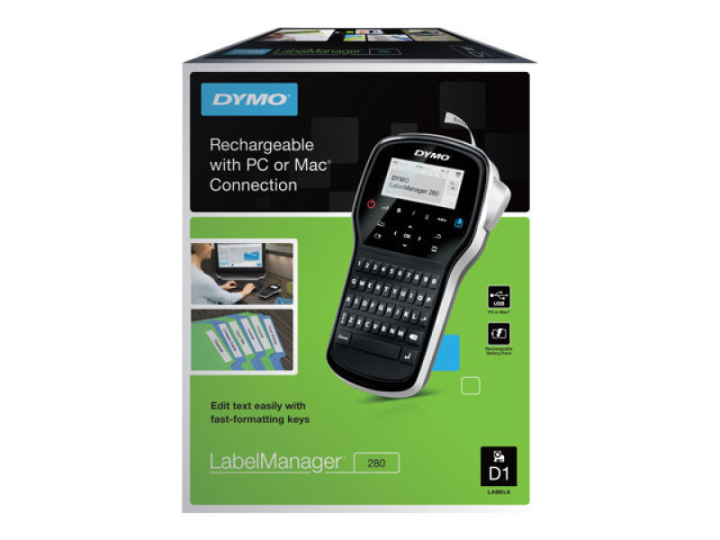 DYMO LabelManager 280 S0968960 Label Printer