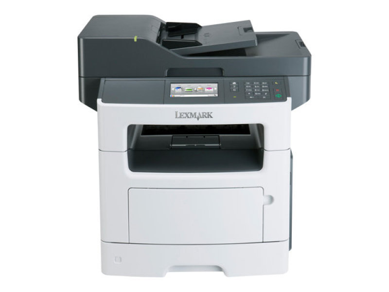 Lexmark Mx511dhe A4 Mono Multifunction Printer