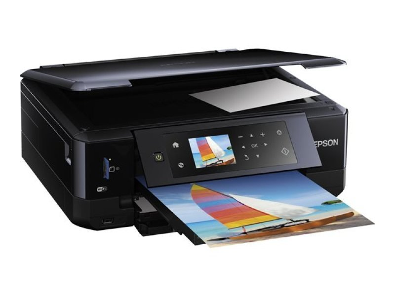 Epson Expression Premium XP-630 All in One Inkjet Printer - Black