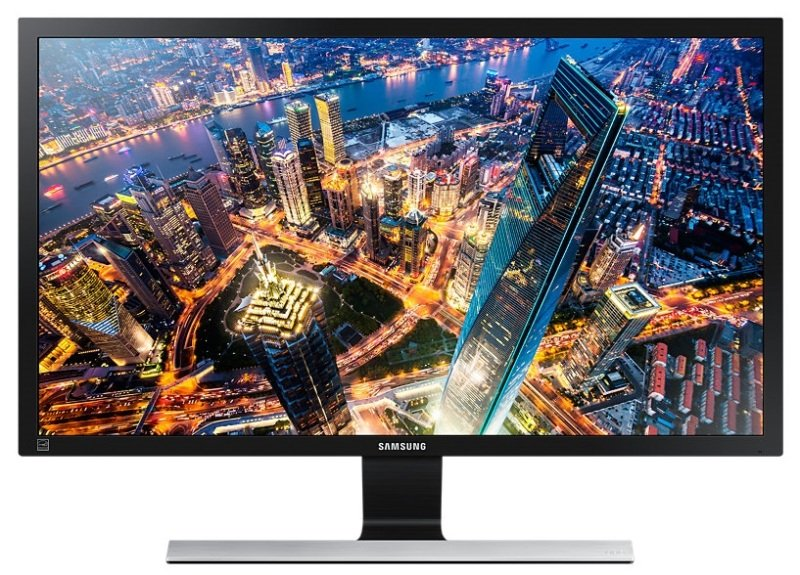 "Samsung UE590D 28"" Ultra HD FreeSync Gaming Monitor"