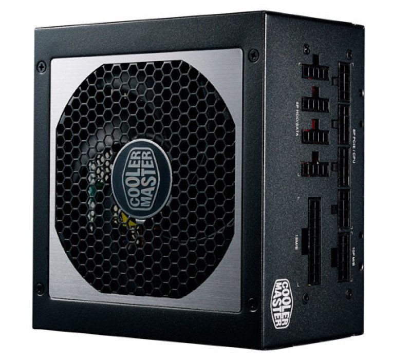Cooler Master V750W Fully Modular 80 Plus Gold Power Supply