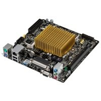 Asus J1800I-A Intel Celeron dual-core J1800 VGA HDMI  8-Channel HD Audio Mini ITX Motherboard