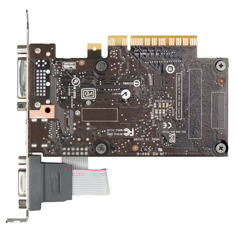 EVGA GeForce GT 710 1GB DDR3 VGA DVI HDMI PCI-E Graphics Card
