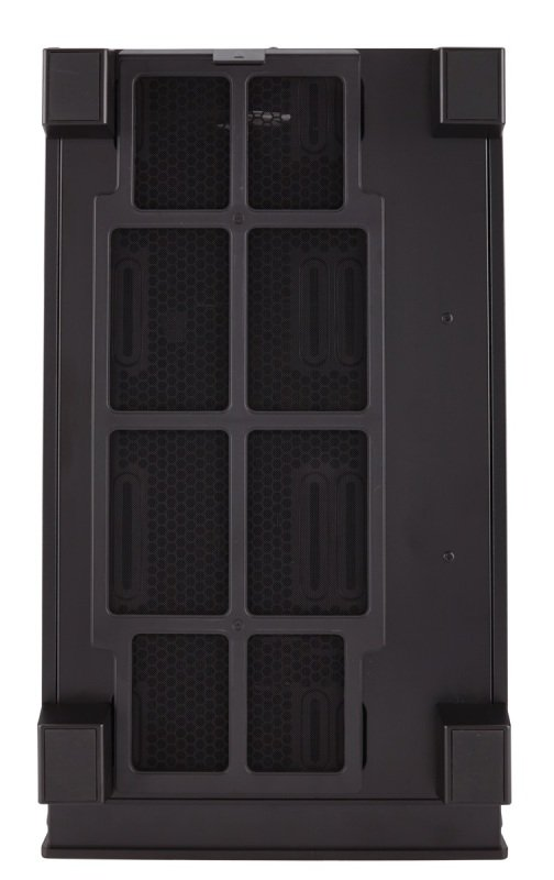 Carbide Series Clear 600c Inverse Atx Full-tower Case (black)