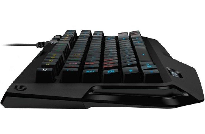 Logitech G410 Atlas Spectrum RGB Tenkeyless Mechanical Gaming Keyboard