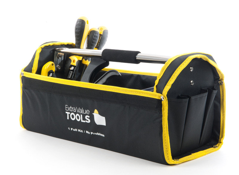 Computer Components EXTRA VALUE HAND TOOLS KIT