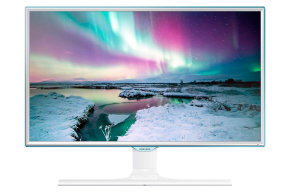 "Samsung SE370D 27"" Full HD Monitor - White"