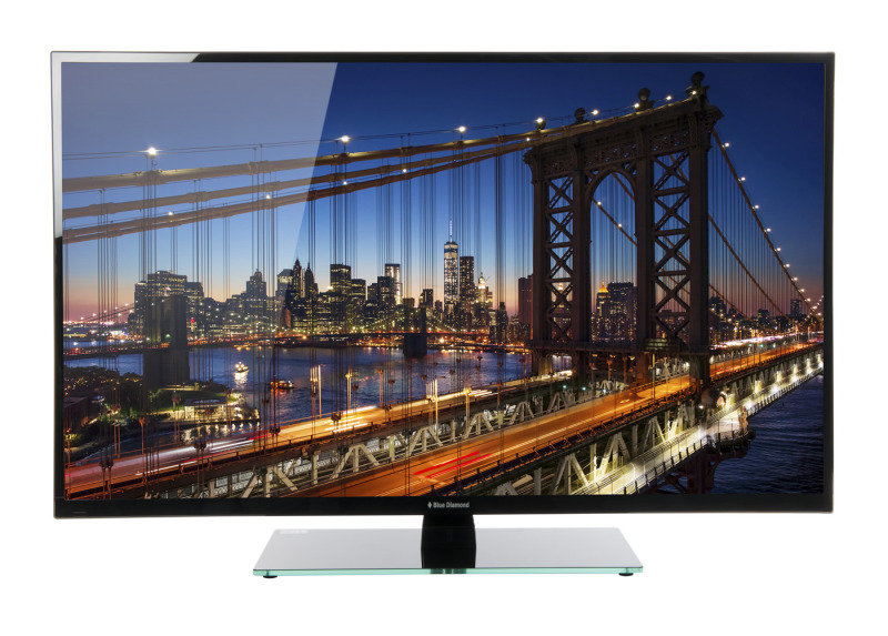 "Image of 46"" Full Hd D-LED TV with USB and PVR Function"