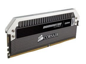 Corsair Dominator  Platinum Series 16GB (4 x 4GB) DDR4 DRAM 3200MHz C16 Memory Kit