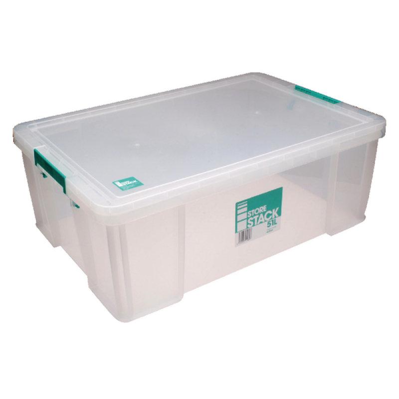 Storestack 51l Storage Box