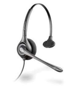 Plantronics SupraPlus HW251N Monaural Noise Cancelling Headset
