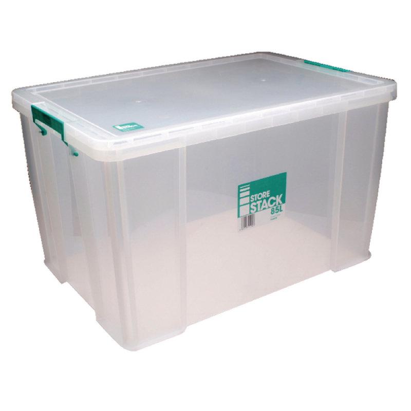 Storestack 85l Storage Box