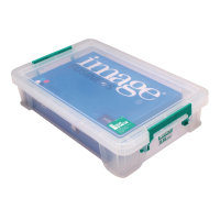 StoreStack 5.5 Litre Clear Storage Box