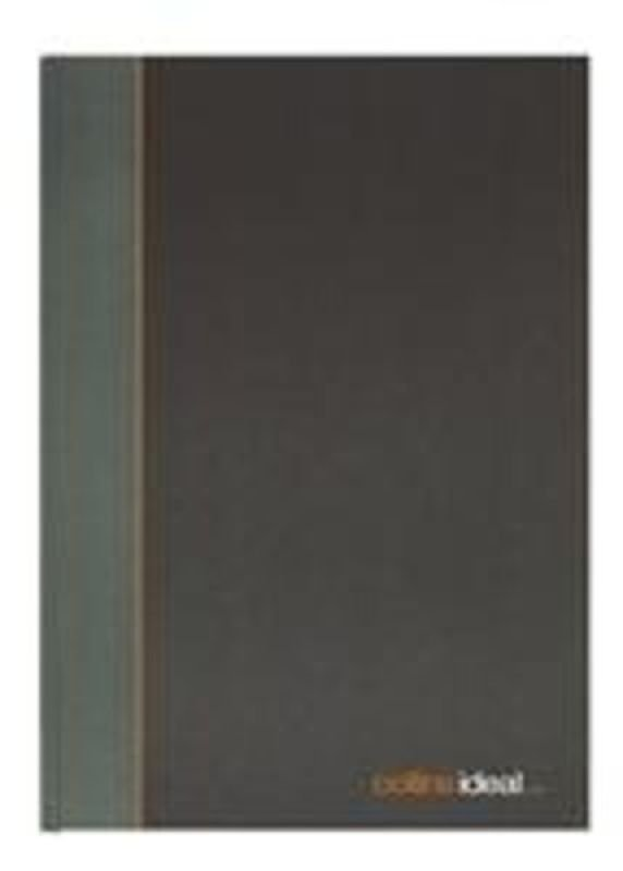 COLLINS IDEAL BOOK GREY/BLACK 464