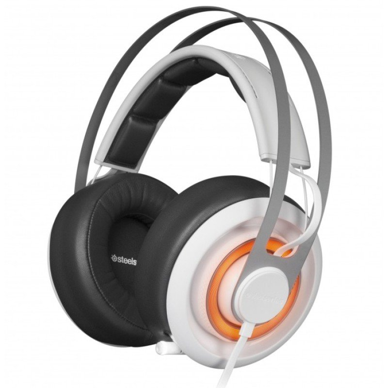 Steelseries Siberia 650 Headset White