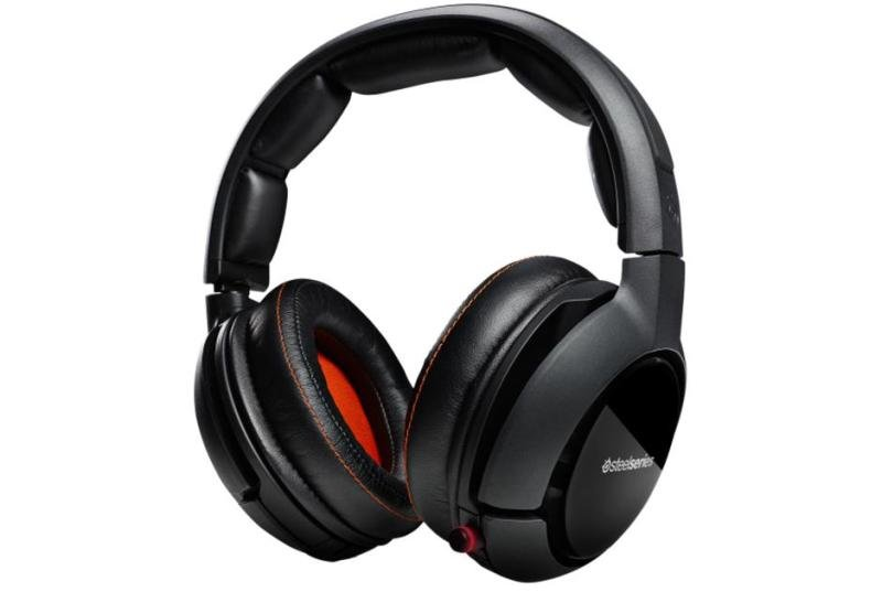 Image of Steelseries Siberia P800 Wireless Universal Headset With Retractable Directional Microphone For Playstation 4