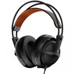 Steelseries Siberia V2 200 Headset (black) With Retractable Microphone