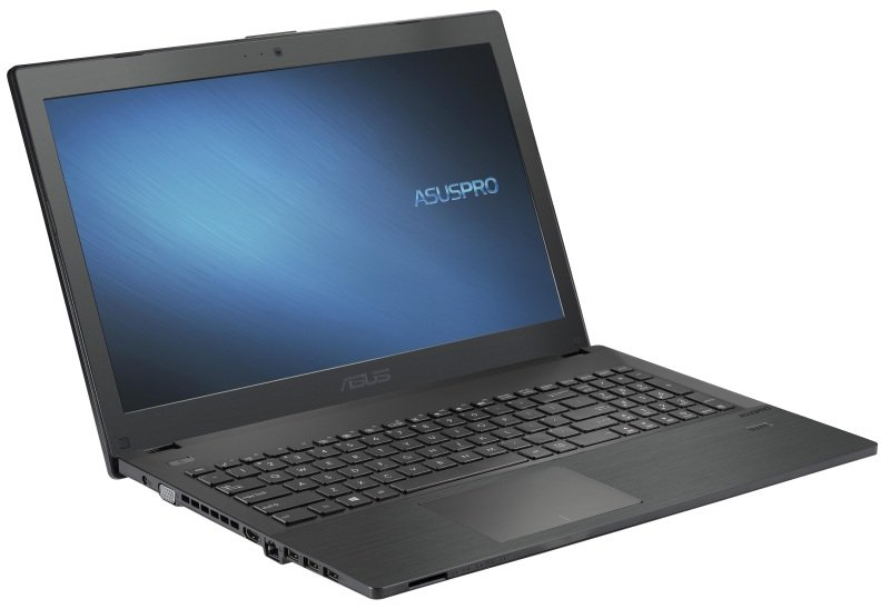 "Image of Asus P2520LA Laptop, Intel Core i5-5200U 2.2GHz, 4GB RAM, 500GB HDD, 15.6"" LED, DVDRW, Intel HD, WIFI, Bluetooth, Webcam, Windows 7 / 8.1 Professional"