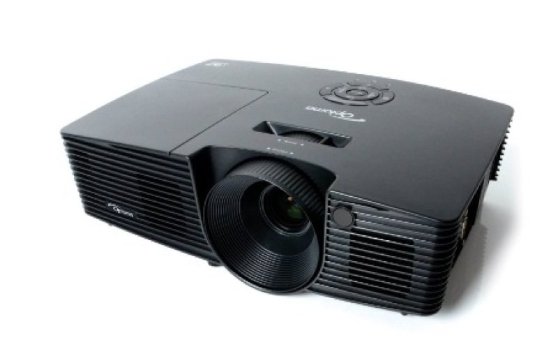 Image of Optoma Ds346i Svga Dlp Projector With Hdmi 3000 Lumens