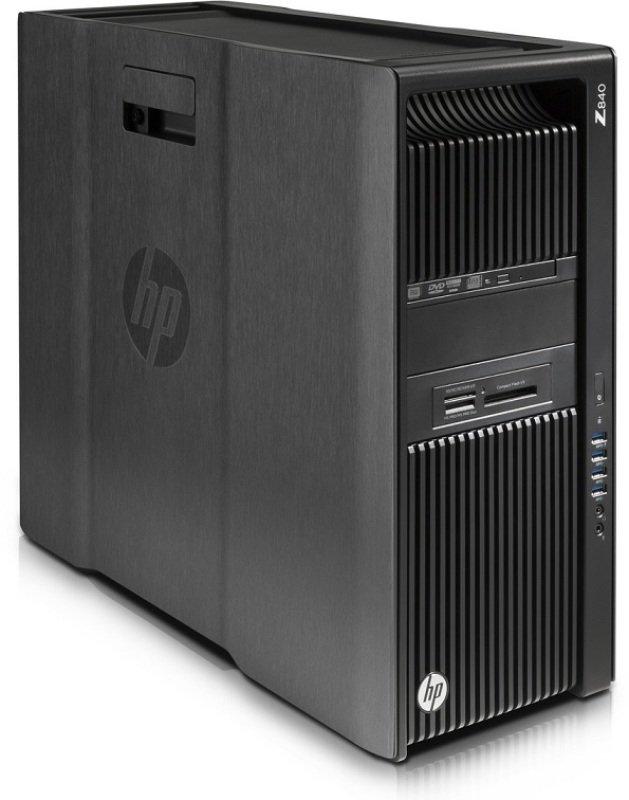 HP Z840 32GB Intel Xeon E52680 v3  2.5GHz 512GB SSD Tower Workstation