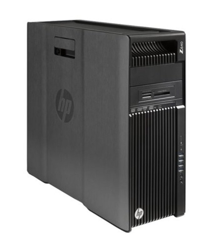 HP Z440 8GB Intel Xeon E51603 v3  2.8 GHz 1TB HDD MiniTower Workstation