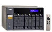 QNAP TS-853A-8G 8TB (8 x 1TB WD RED) 8 Bay NAS Unit with 8GB RAM