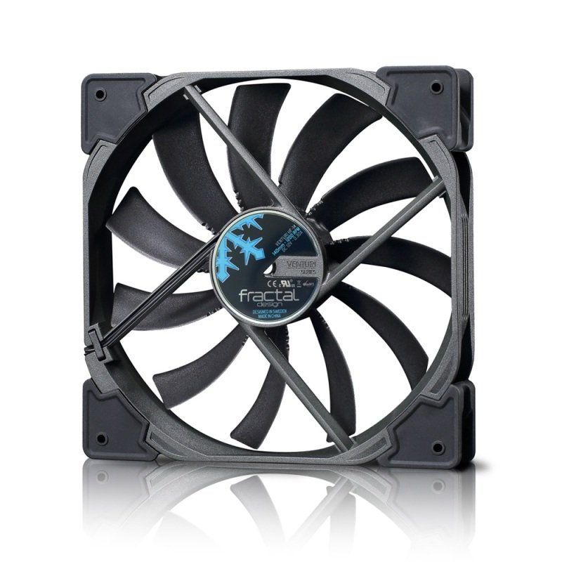 Image of Fractal Design Venturi Hf-14 (140mm) Computer Cooling Fan
