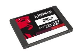 Kingston 256GB SSDNow KC400 SATA3 2.5inch SSD