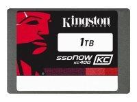 Kingston 1TB SSDNow KC400 Sata 3 2.5inch SSD
