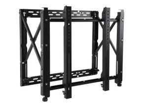 Peerless Full-service Video Wall Mount With Quick Release For 65 Inch To 98 Inch Displays