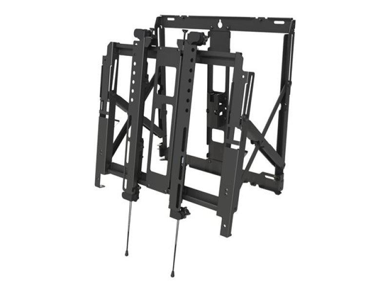 Peerless Full Service Thin Video Wall Mount For 40 Inch To 65 Inch  Displays