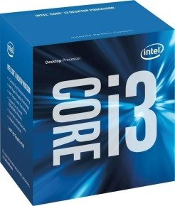 Intel Core i3 6100 3.7GHz Socket 1151 3MB L3 Cache Retail Boxed Processor